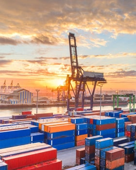 skilled staff to manage or maintain your port or docks